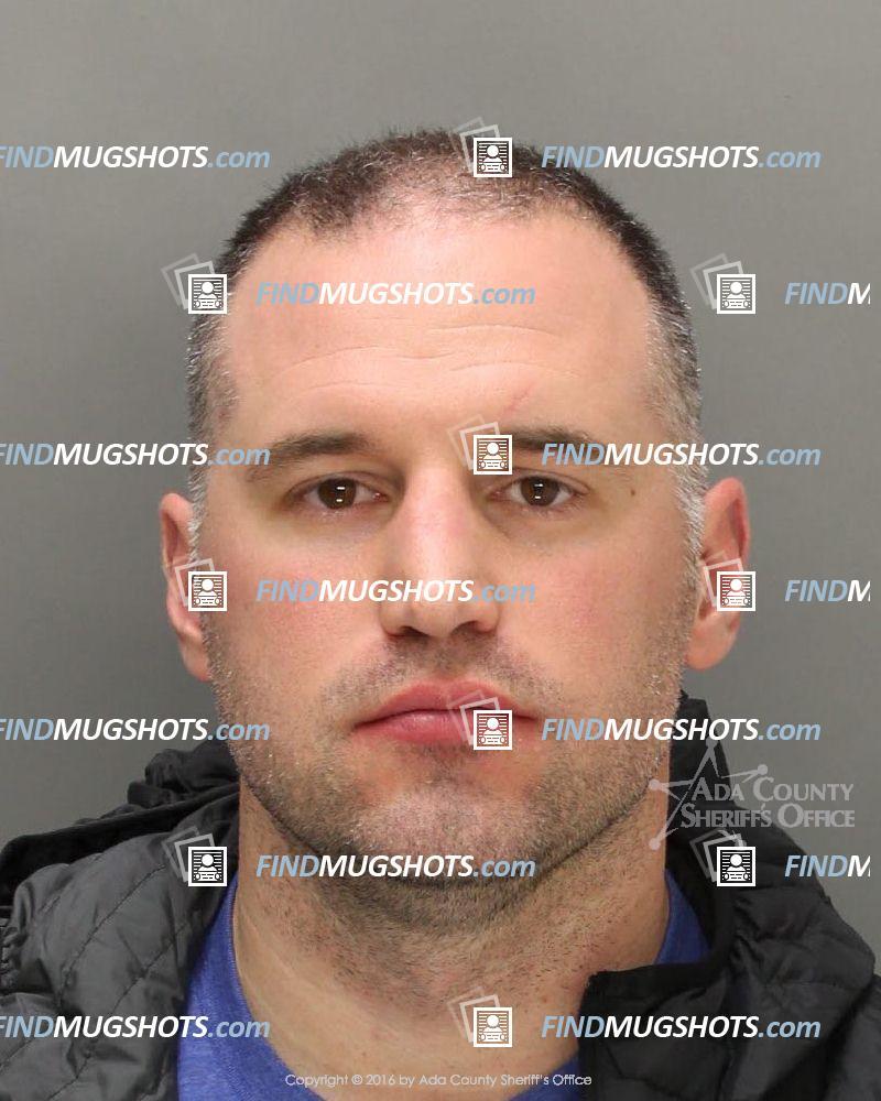 Nicholas Robert Arnold Mugshot and Arrest Record ID
