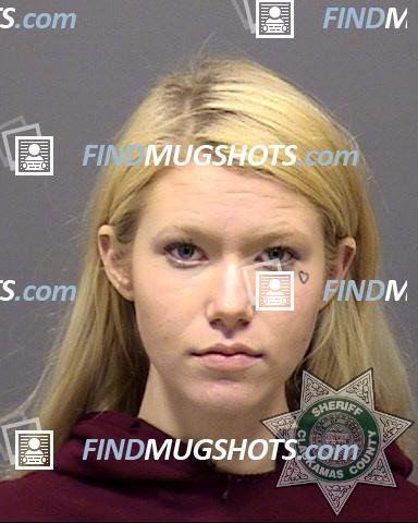 Makayla Jean Keegan Mugshot and Arrest Record ID: 47459066