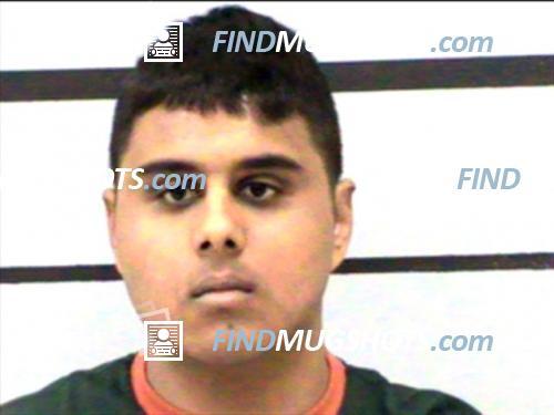 Anshul Guruprasad Sowle Mugshot and Arrest Record ID: 7785776